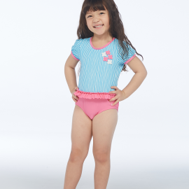 Girls Sun Protective Swimwear