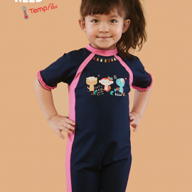 Girls TempFlex and Sun Protection