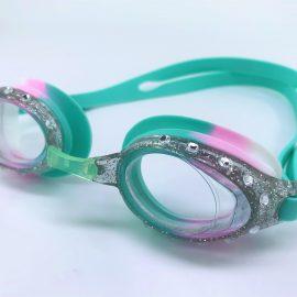 Mint stone goggle