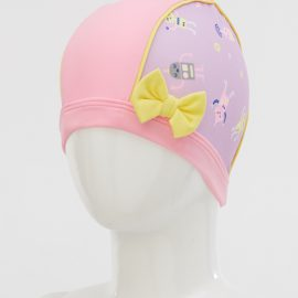 Girls Cobots Swim Cap
