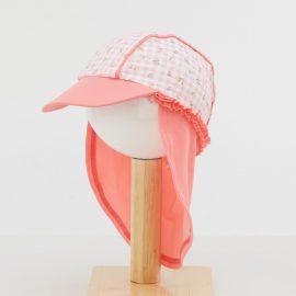 Cherry print Sun Hat
